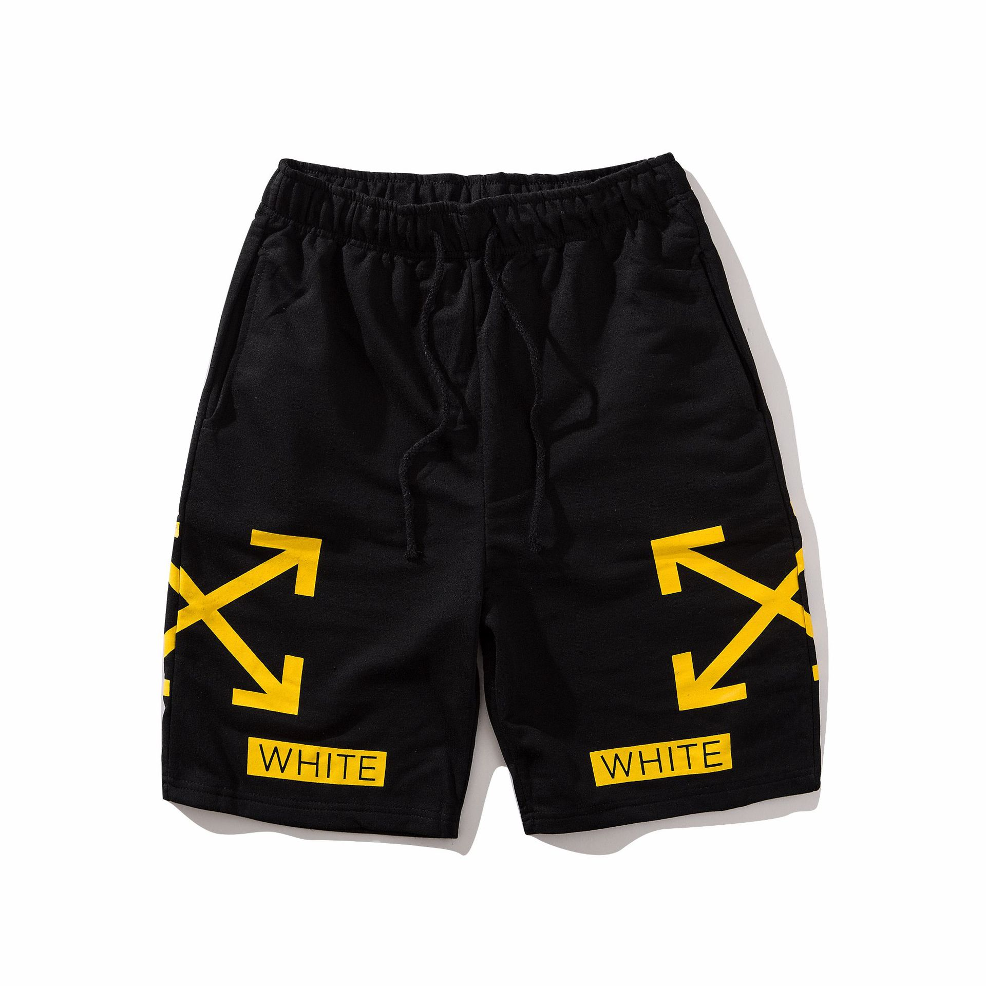 Fashion Product Popular Brand Summer Ow Arrowhead Casual Pants Europe And America MEN'S Sports Pants Shorts Men And Women Couple