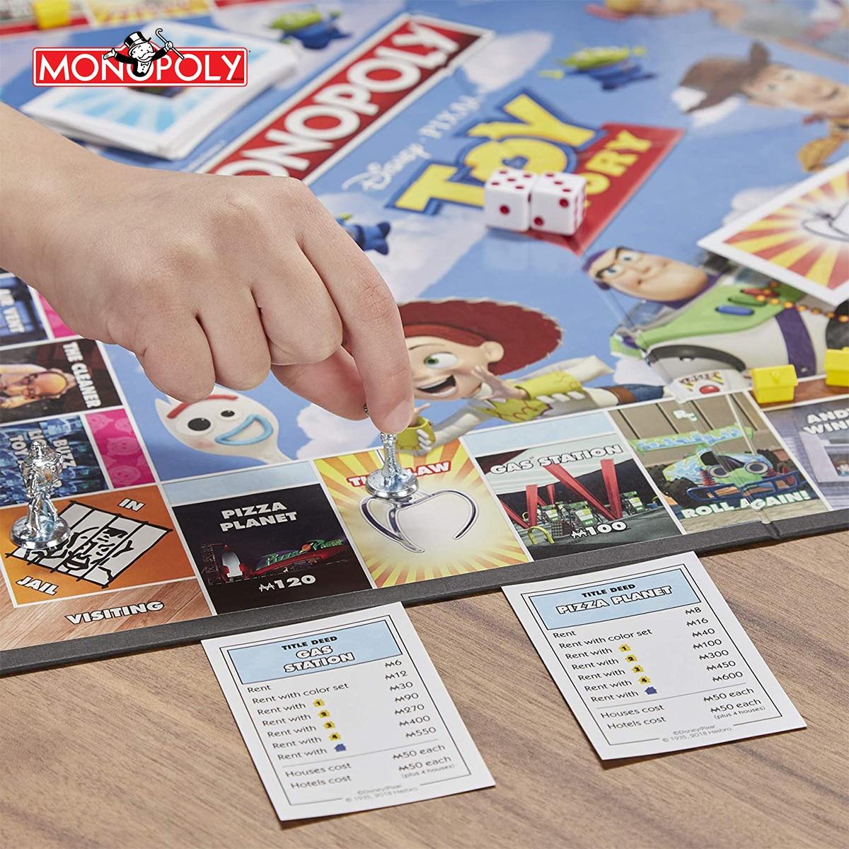 Классическая настольная игра-головоломка «История игрушек», енот, для детей, настольная игра для мальчиков и девочек, подарок на день рождения, E5065 2