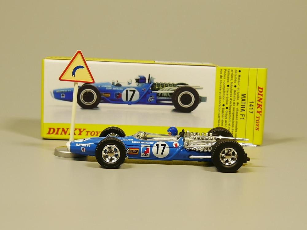 DINKY TOYS 1:43 F1 MATRA Diecast model car