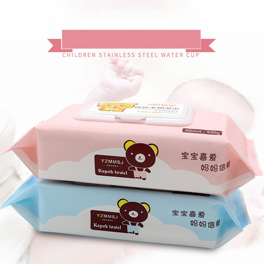 Wet Wipes Sweat Adult Wipes With Lid Wet Wipes Soft And Non-irritating Clean Hands Practical Wipes