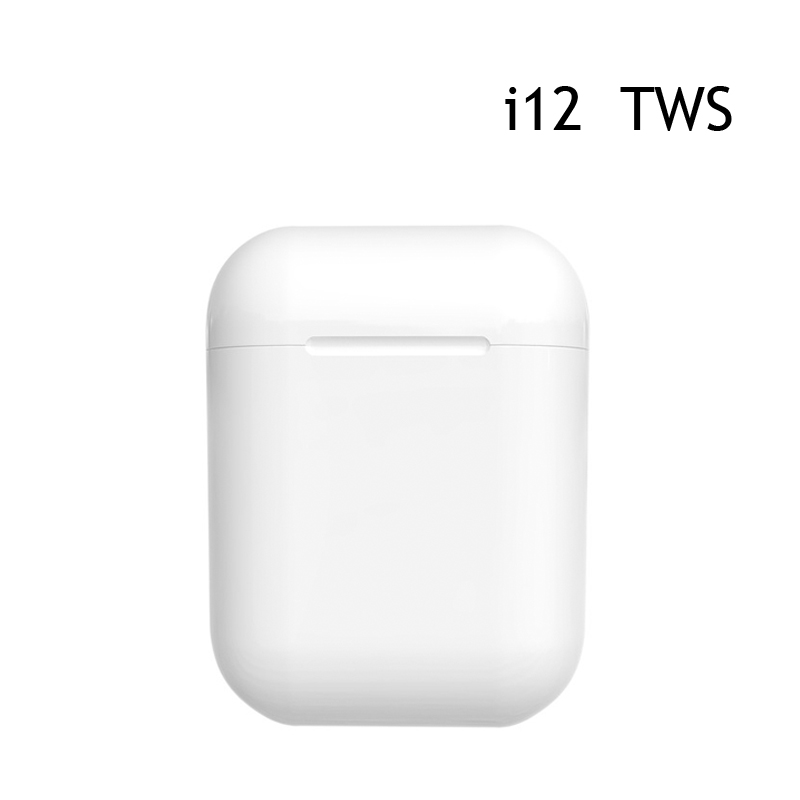 I12 Tws Wireless Bluetooth 5.0 Earphone Headphone Touch Key Mini Earbuds With Mic Charging Box Sport Headset For Smart Phone