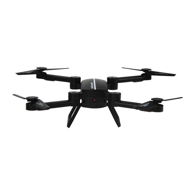 New Style Mini Folding Unmanned Aerial Vehicle WiFi Image Transmission Aerial Photography Remote-control Four-axis Aircraft Set