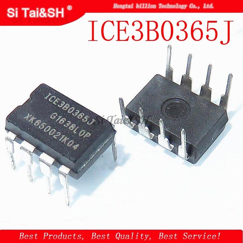 1PCS/LOT 3B0365J ICE3B0365J DIP8  Integrated Circuit