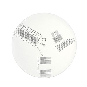 Image 1 - Nouveau Anti glissement LP vinyle pick up plaque détalonnage jauge de Distance rapporteur outil de réglage règle pour accessoire de platine