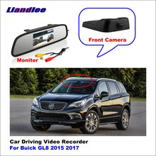 Liandlee For Buick GL8 2015 2017 Car Road Record WiFi DVR Dash Camera Driving Video Recorder liandlee for mercedes benz glk mb x204 2008 2016 car black box wifi dvr dash camera driving video recorder