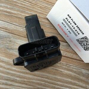 Image 5 - מקורי Mass Air Flow Meter MAF חיישן עבור מאזדה 3 5 6 PROTEGE MX 5 מיאטה ZL01 ZL0113215 ZL01 13 215 197400 2010 1974002010