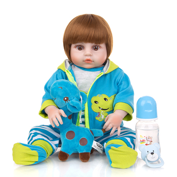 Кукла-младенец KEIUMI 19D27-C24-S08-T06 5