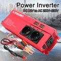 6000W Auto-Inverter DC 12V Bis 220V AC Power Inverter Ladegerät Adapter Inverter Spannung Transformator Konverter Auto zubehör