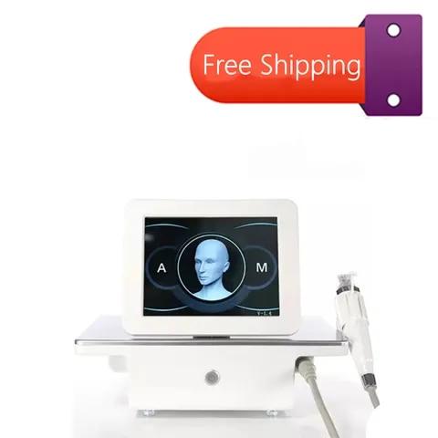 mais novo microneedle maquina fracionaria rf instrumento rugas remocao rosto levantamento dispositivo de cuidados com