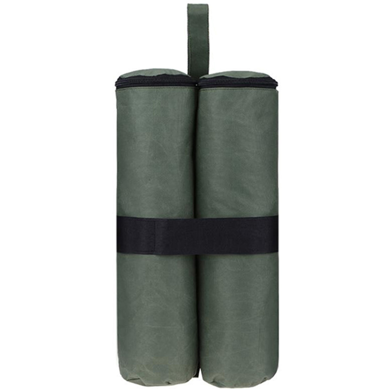 TOP! 1Pc Portable Outdoor Camping Windproof Marquee Leg Weights For Up Tent Sandbag Marquee Stand Anchor Sand Bag Green|Outdoor Tools| |  - title=