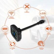 TP730 Car TPMS Tire Pressure Monitoring System cigarette lighter Digital LCD Dis