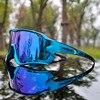 Acexpnm espelho revestido polarizado ciclismo óculos de bicicleta esportes ao ar livre ciclismo óculos de sol para homens 9