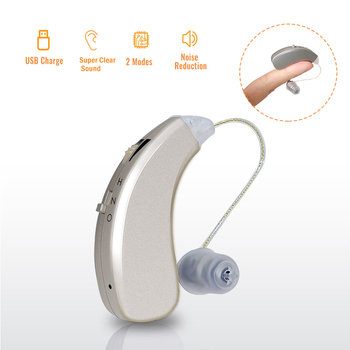 Mirasing Rechargeable Mini Hearing Aid Sound Amplifiers Wireless Ear Aids for Elderly Moderate to Severe Loss Drop Shipping personal deafness hearing aid cheap ear machine price s 138 drop shipping