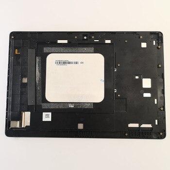 Uniwersalny Wyświetlacz LCD Ekran Dotykowy Digitizer Zgromadzenie Dla ASUS ZenPad Z300M P00C Z300CNL P01T Z301M Z301ML P028 Z Ramą
