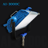 300W RGB LED Video Lamp 12 special effects Yidoblo AI 3000C Movie Film LED Lamp Photography Continue Lighting LED Panel Light