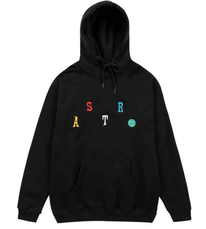 Astroworld sweat à capuche hommes femmes rappeur Hiphop Travis Scott automne Harajuku sweats