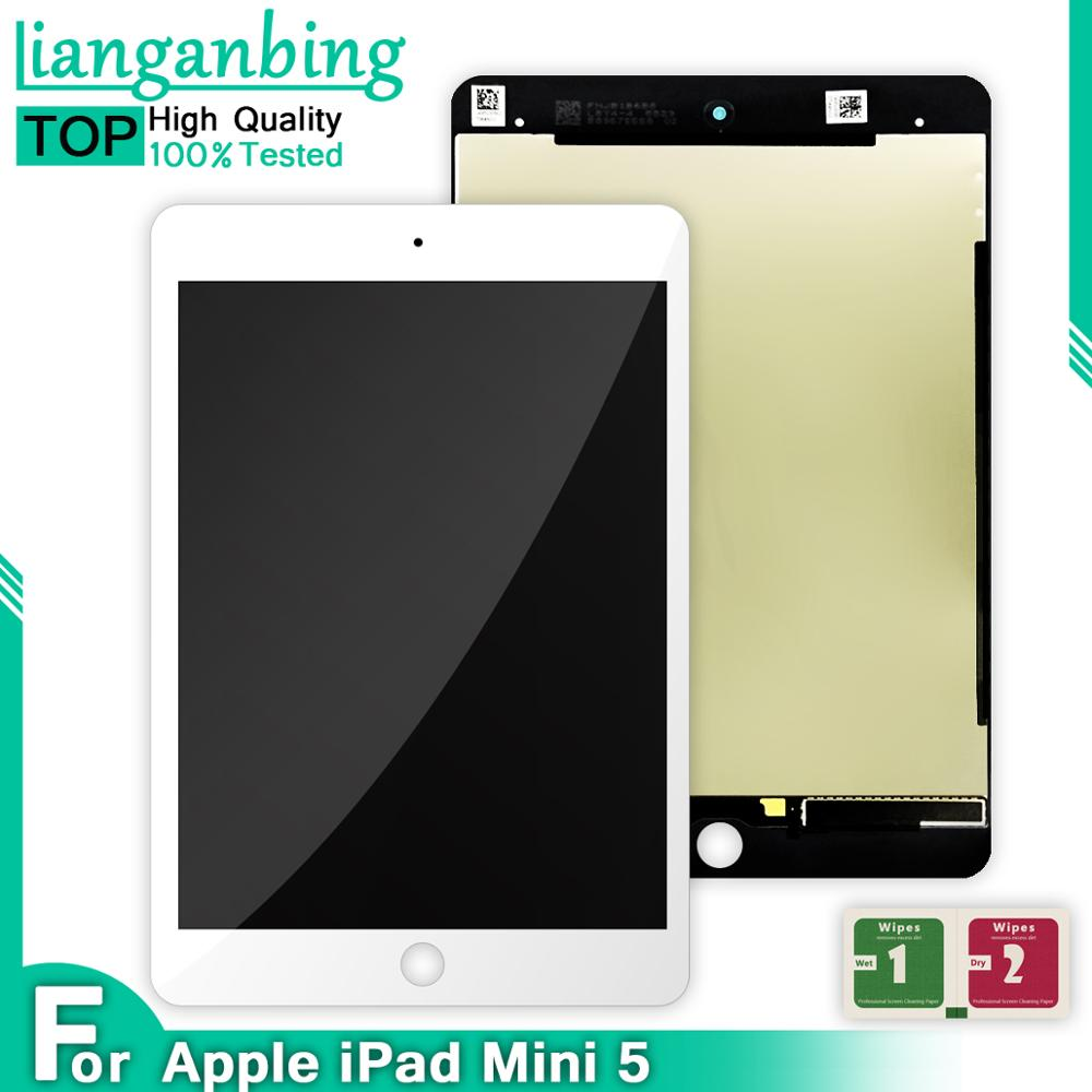OEM Black Touch Screen Glass Digitizer For iPad Air 5 5th with Home Button AAA+