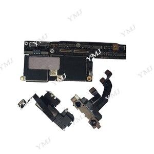 Image 4 - 100% Originele Ontgrendeld Voor Iphone X Moederbord Zonder Gezicht Id/Met Gezicht Id Moederbord 64 Gb 256 Gb Voor iphone X Logic Boards