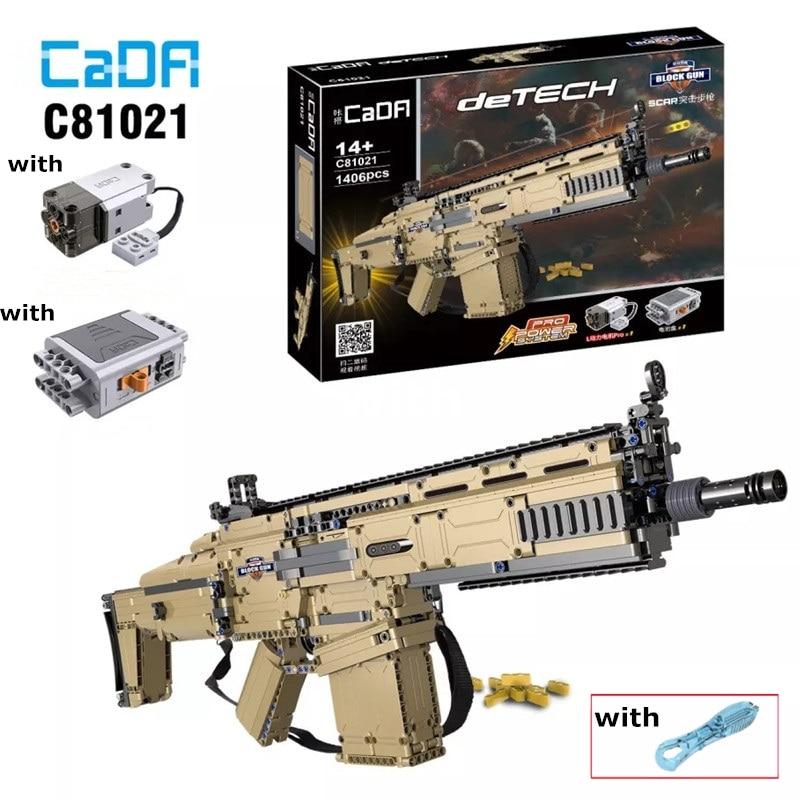 Новинка 1406 шт., модель винтовочного ружья, строительные блоки, технические пистолеты, кубики PUBG, военные игрушки для оружия спецназа|Блочные конструкторы|   | АлиЭкспресс