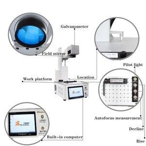Image 5 - PG diejenigen/MG Diejenigen LCD Laser Reparatur Maschine Für iPhone 11/X/ XS Max /8 /8 + zurück Glas Trennung Laser Gravur Maschine