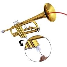 Труба чистящий набор портативный загубник для трубы щетка для клапана Гибкая щетка Чистящая палочка