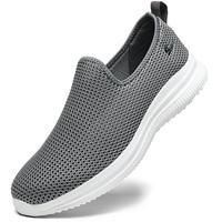 Zapatos de malla de verano para Hombre, Zapatillas ligeras, informales, a la moda, transpirables, 2021