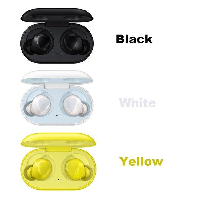 True Wireless Bluetooth Headset Black for Samsung SM-R170 Galaxy Buds