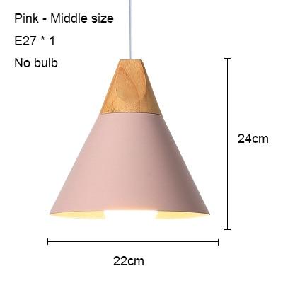 Pink 220mm no bulb