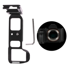 Vertical L Quick Release QR Plate Bracket Hand Grip For Sony A7II / A7m2 A7RII