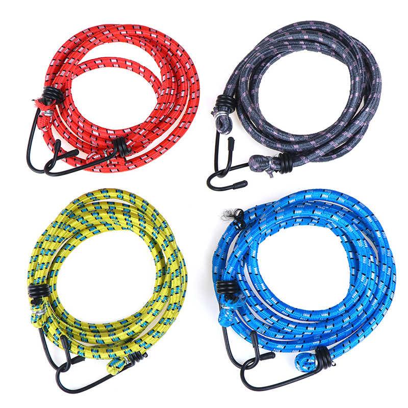 BlueSpot 6pce 120 cm Haute Qualité Élastique Cordon élastique Vélo Crochet Camping Sangle