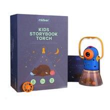 Детская книга с рассказами mideer md1103 ффонарь маленький ночник