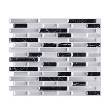 3d ПВХ настенная каменная плитка самоклеющаяся наклейка обои/панель