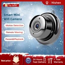 Wifi-Camera Hiseeu Audio Speed Dome Surveillance CCTV Outdoor Onvif 4x-Digital-Zoom 2MP