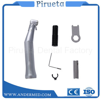 20:1 Contra Angle Slow Speed Handpiece For Dental implant Micromotor Polish Tool