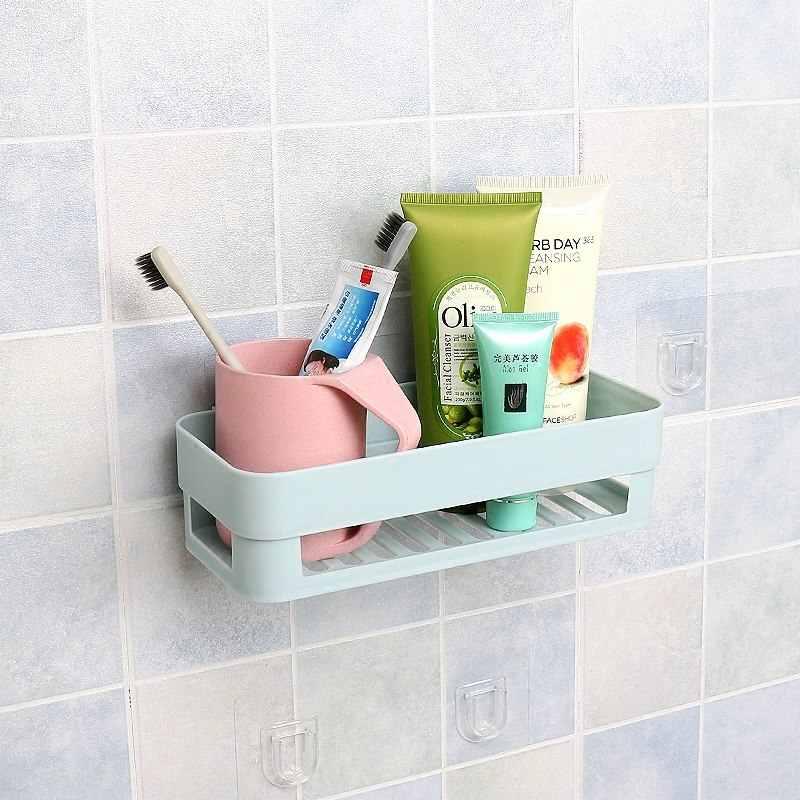 ยี่ห้อใหม่บ้านเครื่องมืออุปกรณ์เสริมห้องน้ำจัดเก็บชั้นวางของ