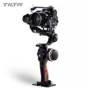 Image 4 - Tilta Control de rueda manual para cardán G2X DJI Ronin S Zhiyun Crane 2 FF T06, Motor de seguimiento inalámbrico núcleo N Nano WLC T04