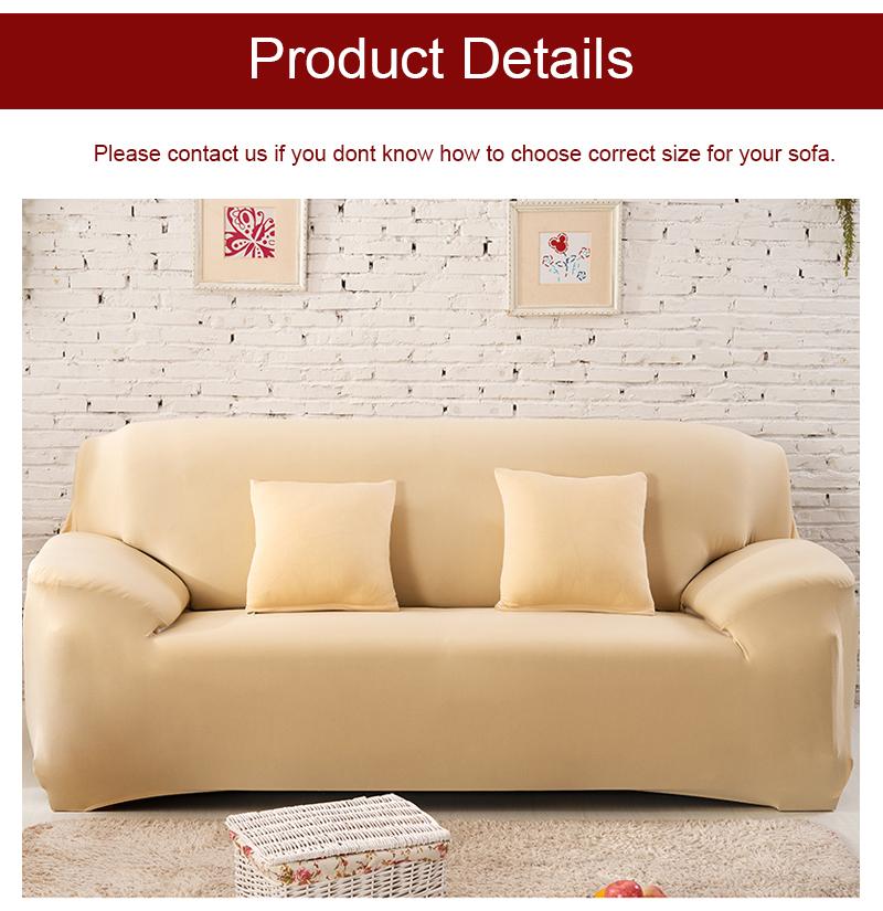 Эластичный белый чехол для дивана эластичный облегающий полноразмерный