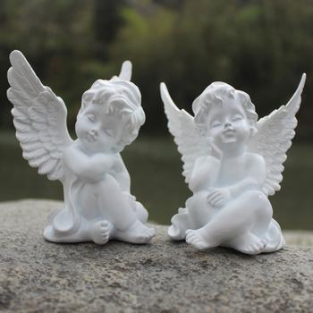 Formy silikonowe 3D śliczne Sleepling anioł dziecko forma na świeczkę na świeca diy mydło formy tynk Aroma narzędzie do robienia gliny rzemiosła tanie i dobre opinie Sleepling Angel Silicone 9 9*8 8*10 9cm FW-SM9373 -40F to +446F(-40c to +230c)