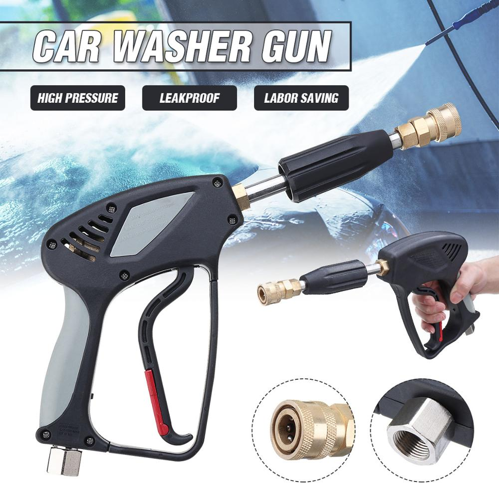 500bar/7350psi High Pressure Car Washer Internal Thread Nozzle Water Spray Washer For Car Bicycle Cleaning Tool Accessories