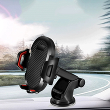 Windshield Gravity Sucker Car Phone Holder Phone Universal Mobile Dashboard Support Smartphone 360 Mount Stand for Cellphones cheap OLOPKY Sucker Car Phone Holder 1238 Car Windshield Car Air Vent Car Dashboard Office or Home Table For iPhone 11 11 Pro 11 Pro Max X XR XS Max 6 6S 7 8 Plus