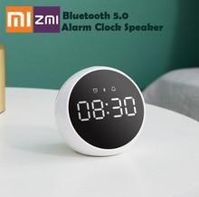 Xiaomi ZMI Smart Clock Alarm Voice Control Bluetooth 5.0 Alarm Clock Speaker Stereo Music Surround Work With Smart App