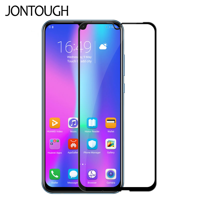 Tempered Glass On HONOR 10 20 Lite Glass On Honor 20 Pro 20S 10i Screen Protector Huawei Honor 7X 7S 7A 7C View 20 10 Film