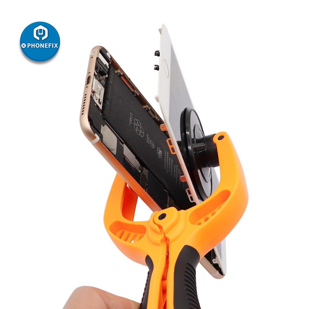 PHONEFIX Sucker Pliers With Suction Cup Screen Repair Kit For IPhone Repair Phone Screen Opening Tool For Samsung Repair Kit