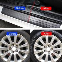 New 1PCS 50/120ml Car Interior Cleaning Tool Multifunctional Waxing Tire-wheel Dedicated Refurbishing Cleaner Car Accessories 4