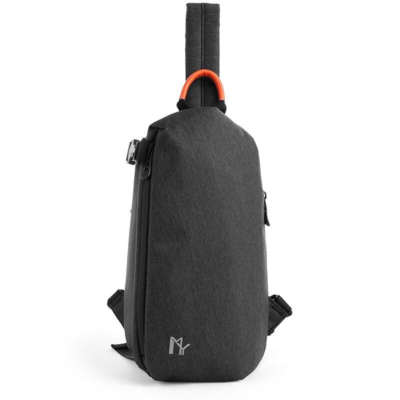 TANGHAO Men Crossbady Bag Travel Shoulder Pack 2019 Hot Style Chest Bag Durable Waterproof Messenger Male Single Shoulder Bag