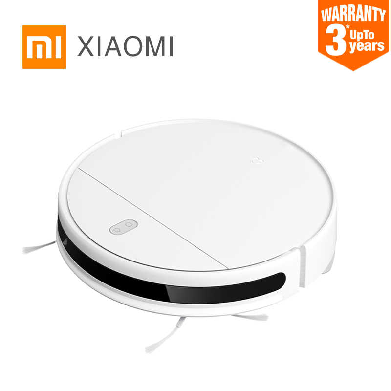 XIAOMI MIJIA Mi Sweeping Mopping Robot 진공 청소기 G1 가정용 무선 세척 2200PA cyclone Suction Smart Planned WIFI