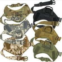 Dog-Vest Hunting-Service Tactical Patrol Modular Military K9 Outdoor 1000D Load-Bearing
