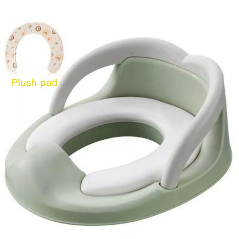 Baby  Portable Seat With Armrest for Girls Boy  Training Potty Multifunction Toilet Seat
