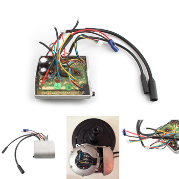 Bare controller for replace 6 Pin/8 Pin 36V/48V TSDZ2 electric bicycle central mid motor