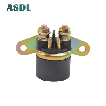 For SUZUKI LS650 GS 1150 GS1150 GN125 GN 125 GS300 GSF 400 GSF400 GS500 GSX600 GSX 600 Motorcycle Starter Relay Solenoid image